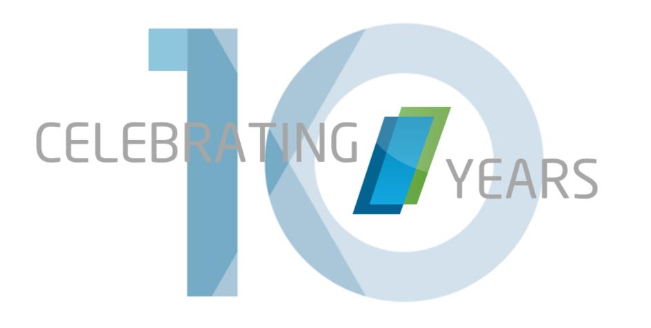 celebrating 10 years carousel 2