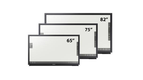 Samsung screen sizes