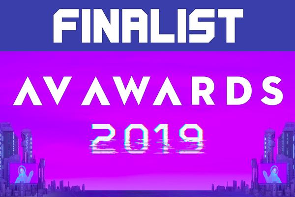 av awards finalist 2019