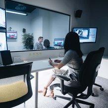 AV Setup in User Experience UX Testing Lab