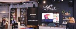 Lush Digital Signage