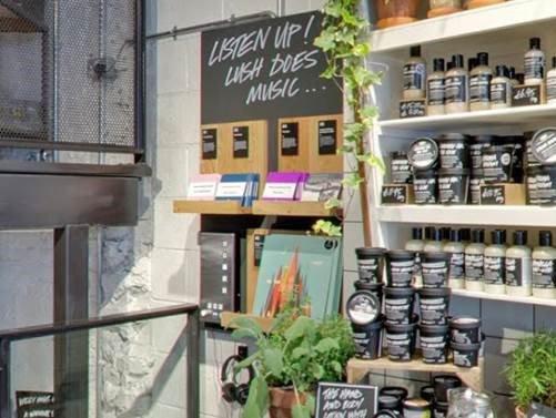 Lush Bespoke Product Creation