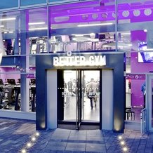 better gym GLL north greenwich
