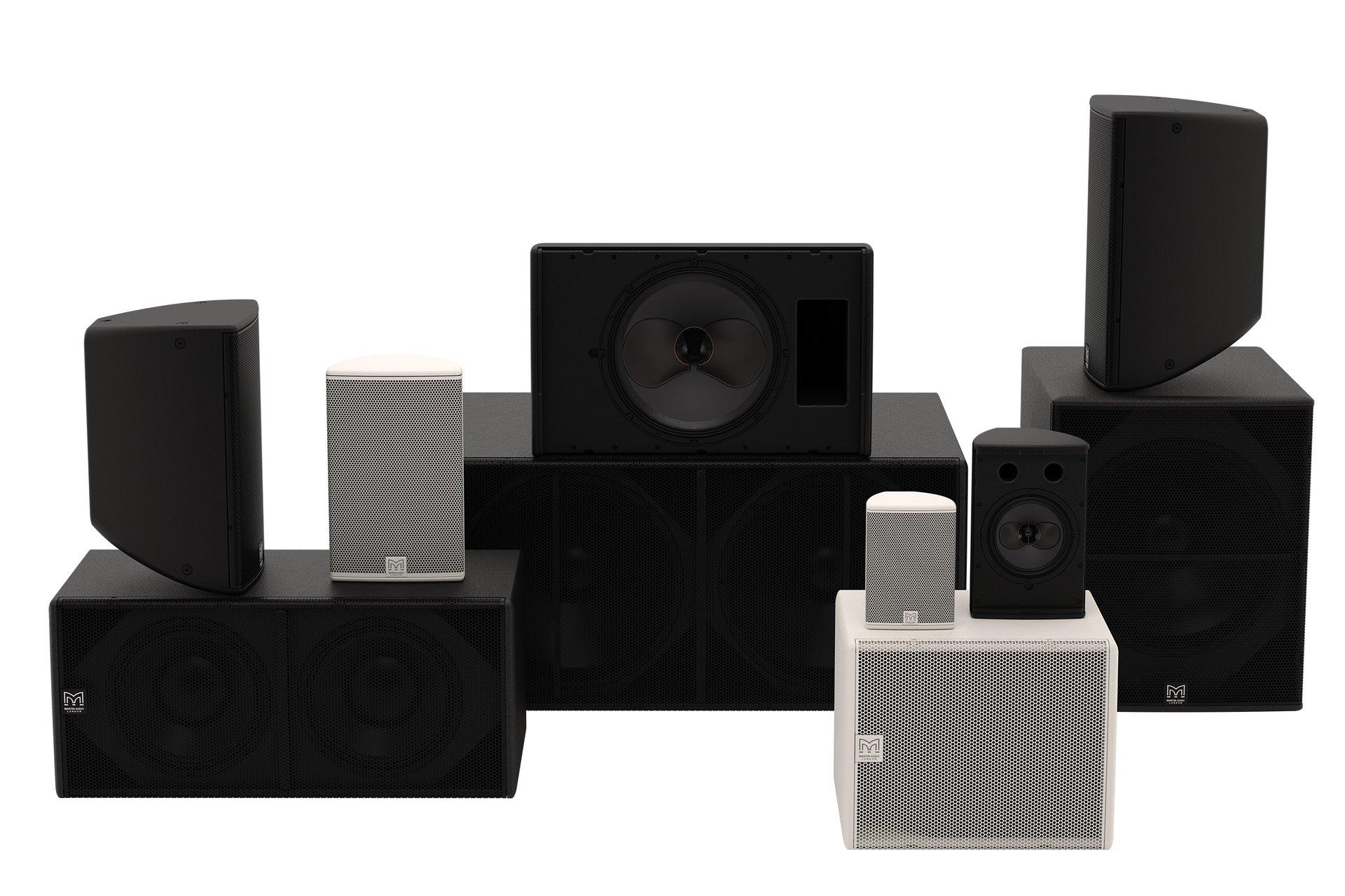 Martin Audio CDD Range
