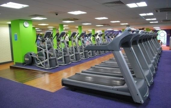 GLL Canons Gym