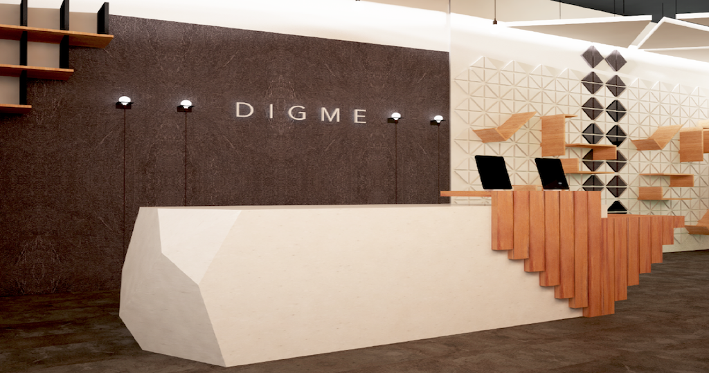 Digme front desk