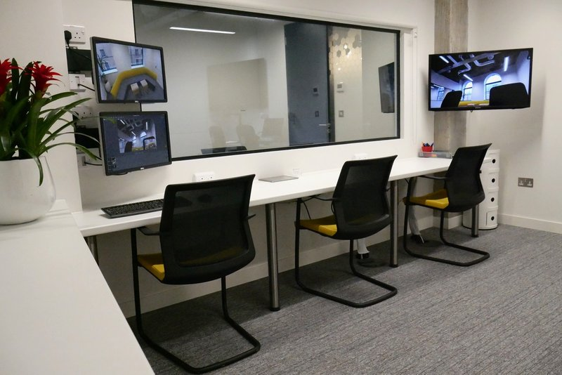 experience lab observation room