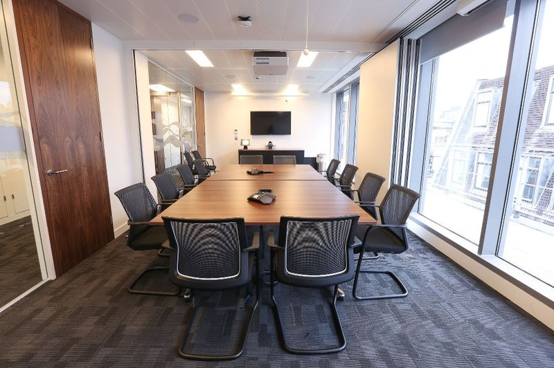 Euromoney meeting room
