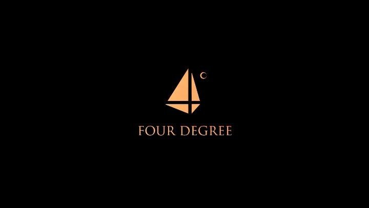 4 degree logo