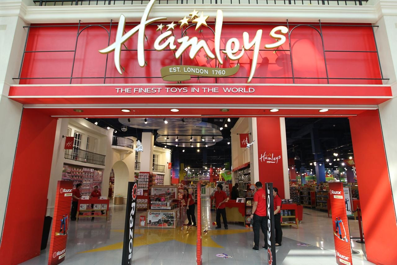 Hamleys – Audio System for a Toy Shop | Crossover