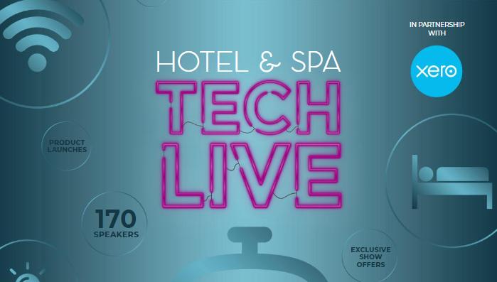 Hotel & Spa Tech Live