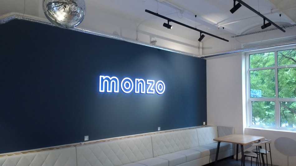 Monzo event space