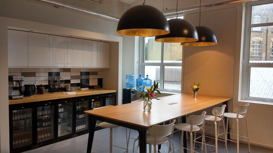 Monzo kitchen