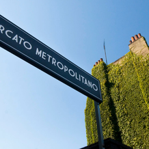 Mercato entrance