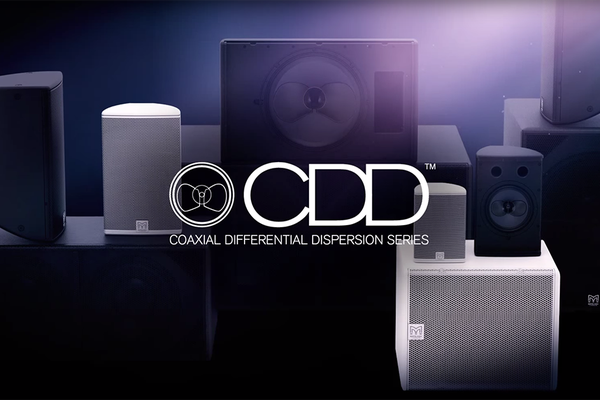 martin audio cdd