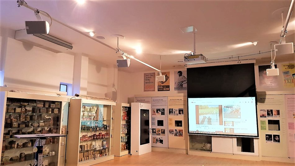 Museum of Brands event space