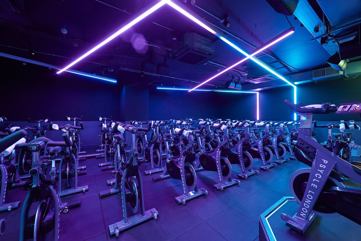 PSYCLE-WESTBOURNE spin studio