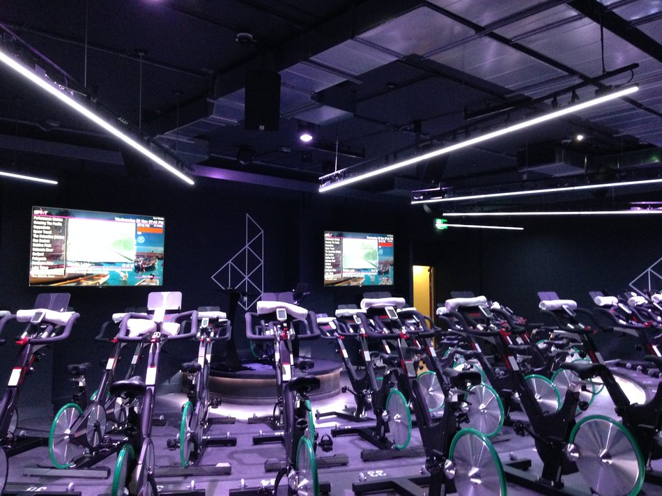 digme oxford spin studio