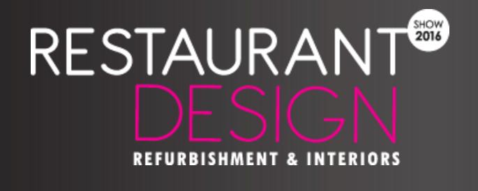 Restaurant Design show logo