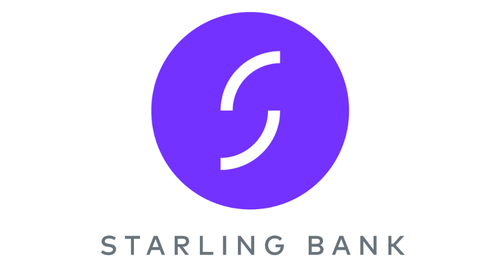 Starling Bank Logo client