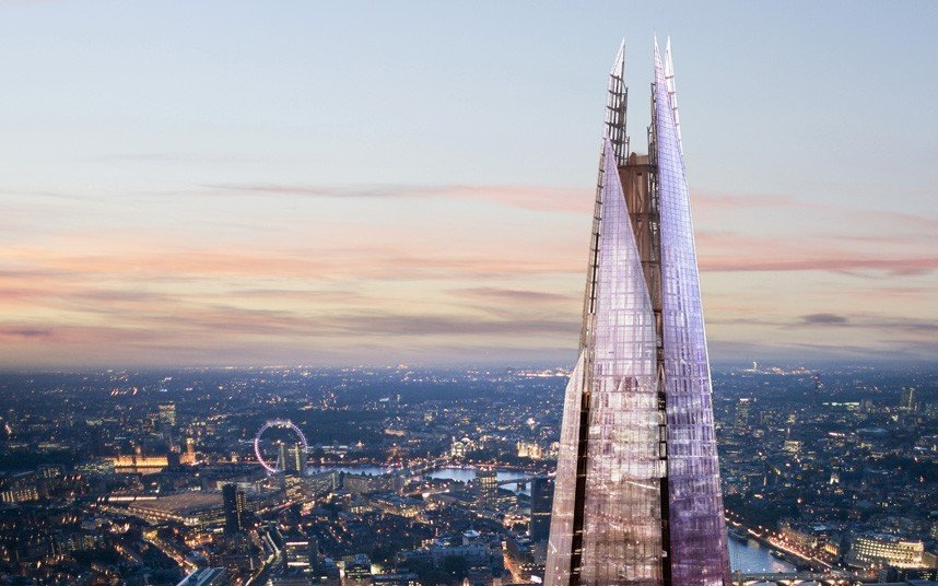 khazanah the shard