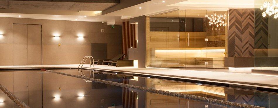 third space swimming pool