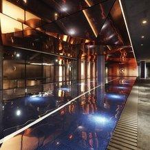 Third Space pool lighting