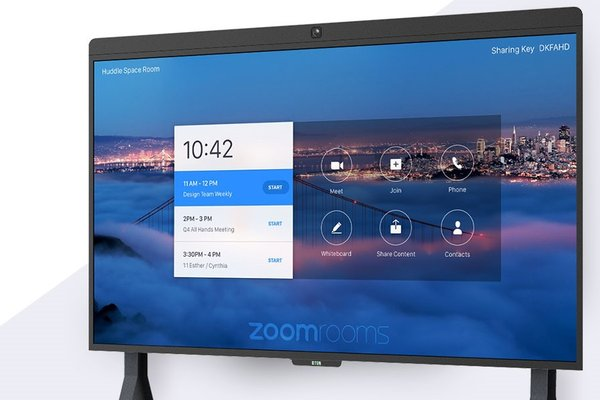 Zoom display