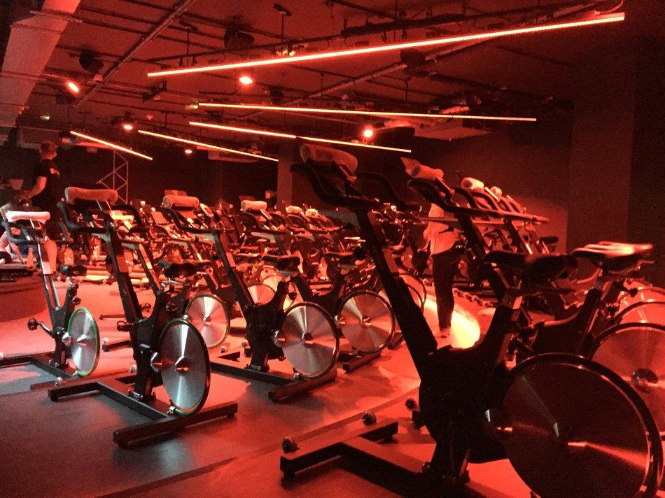 digme bikes n lights red