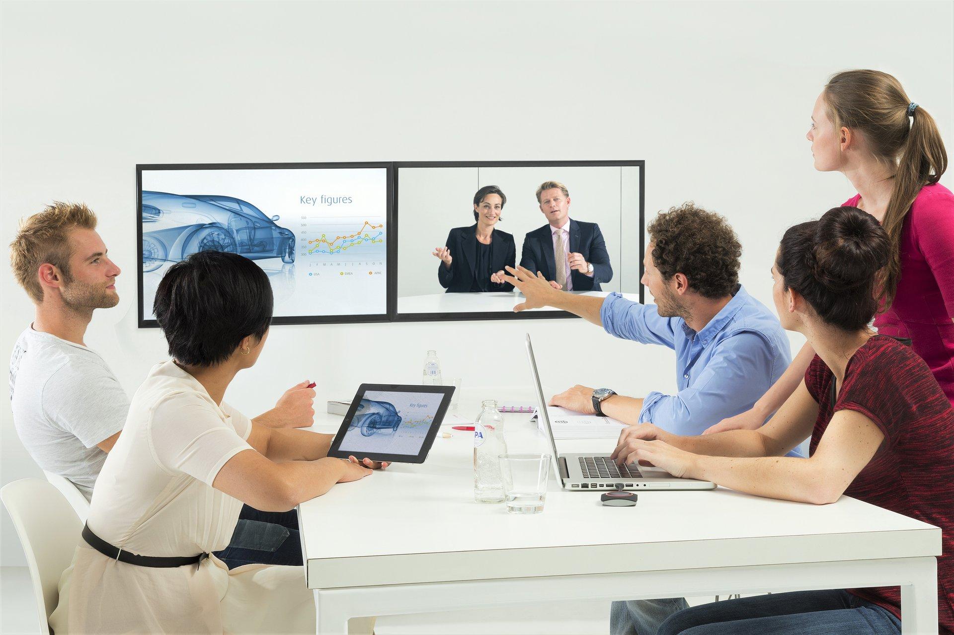 clickshare videoconference