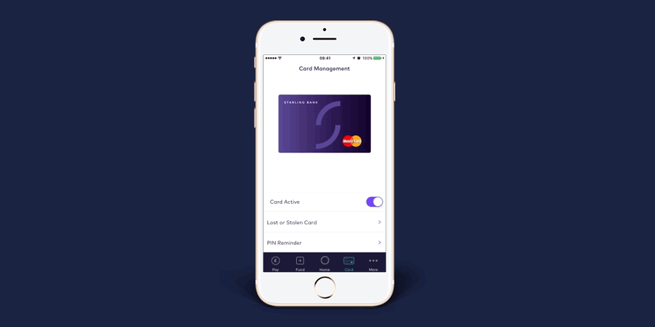 Starling Bank Logo Client - APP