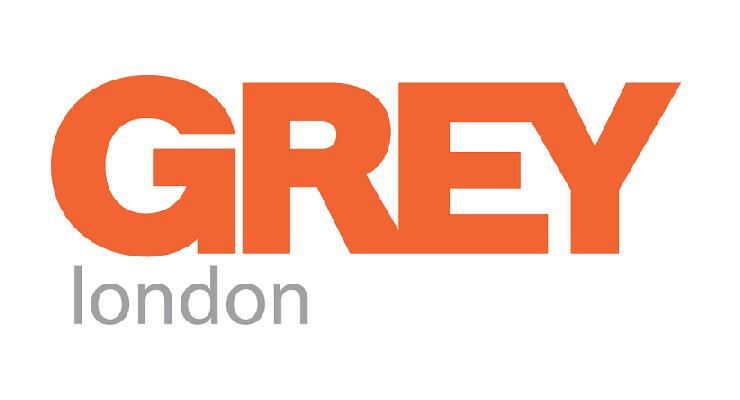 Grey London logo