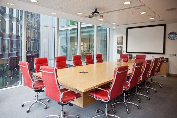 Hg Capital meeting room
