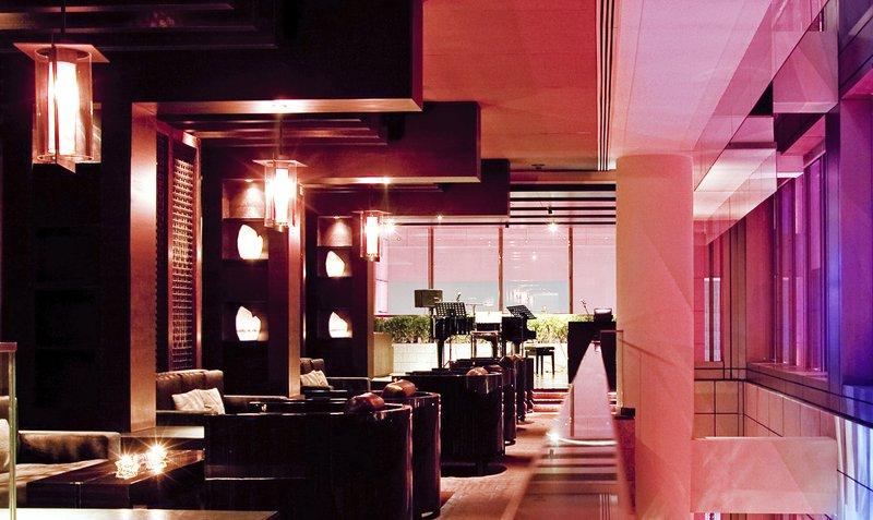 hotel lobby leisure entertainment venue large
