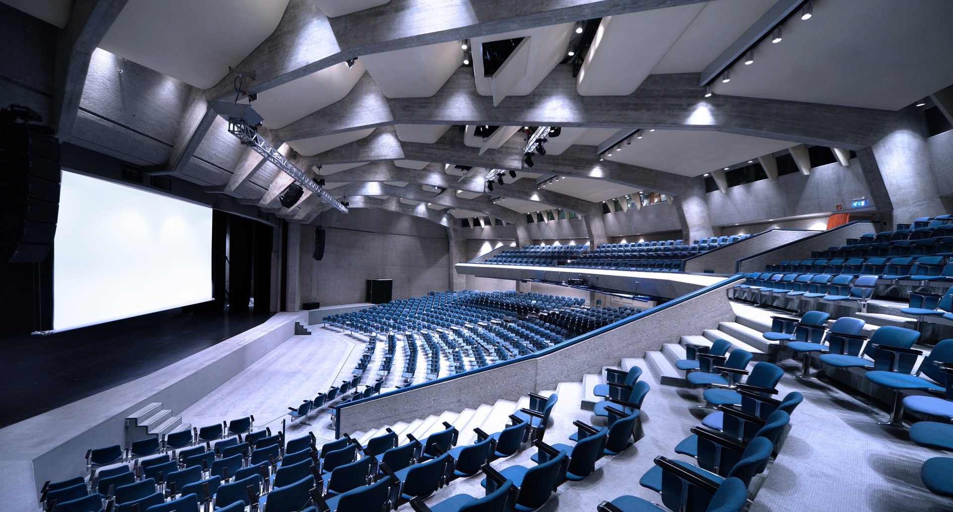 Conference centre and Event Spaces 3