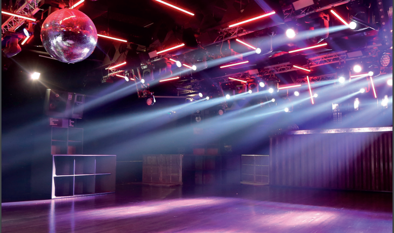 nightclub landscape