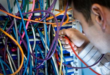 rack network maintenance