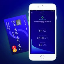 starling bank app and card
